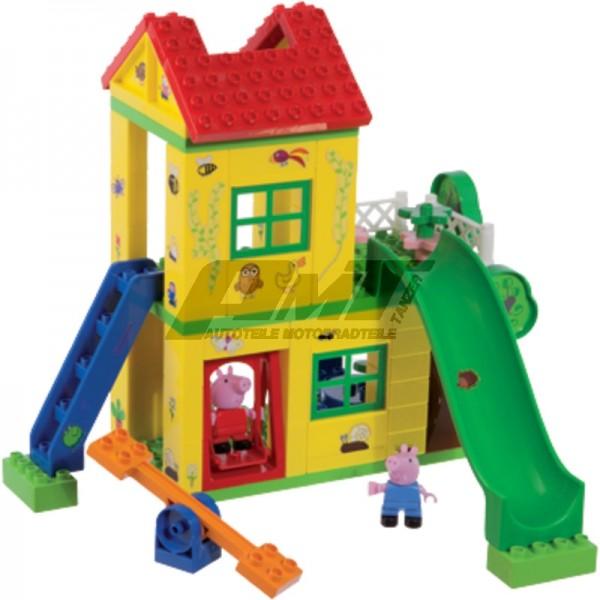 BIG 57076 - Playbig Bloxx Peppa Pig Spie #51042