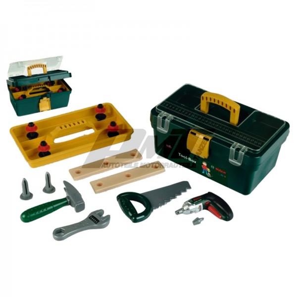 Theo Klein 8305 - Bosch Werkzeugbox mit  #51644