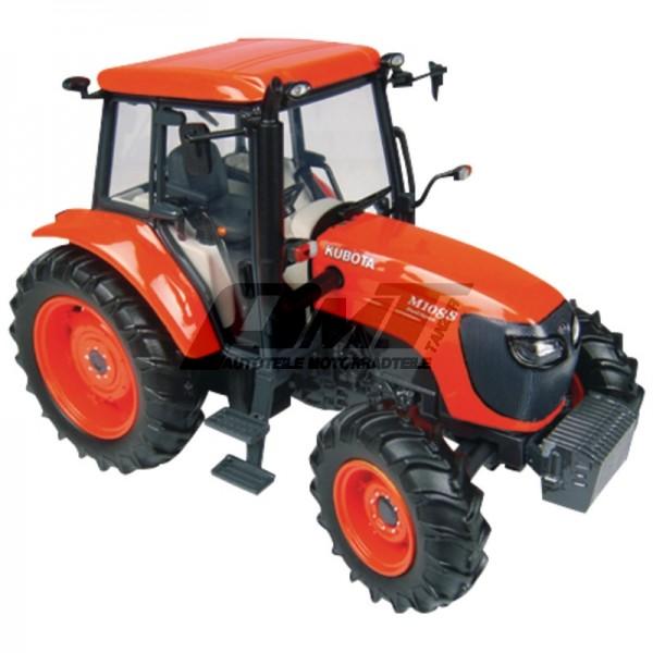 Traktor Kubota m108s Massstab 1/32orang #51327