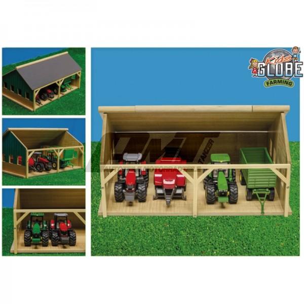 Kids Globe Unterstand fuer Traktor #51574