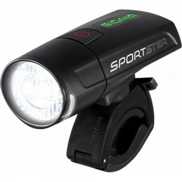Sigma Sportster Fahrrad Akku LED Scheinw #259806