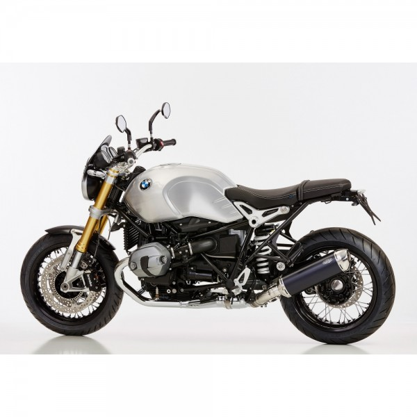 BMW R nineT SHARK-Anlage Competition DSX #121117