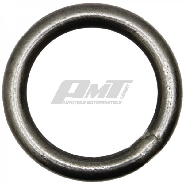 Stahl-Ring - Stahl-Hohlkeil #42844
