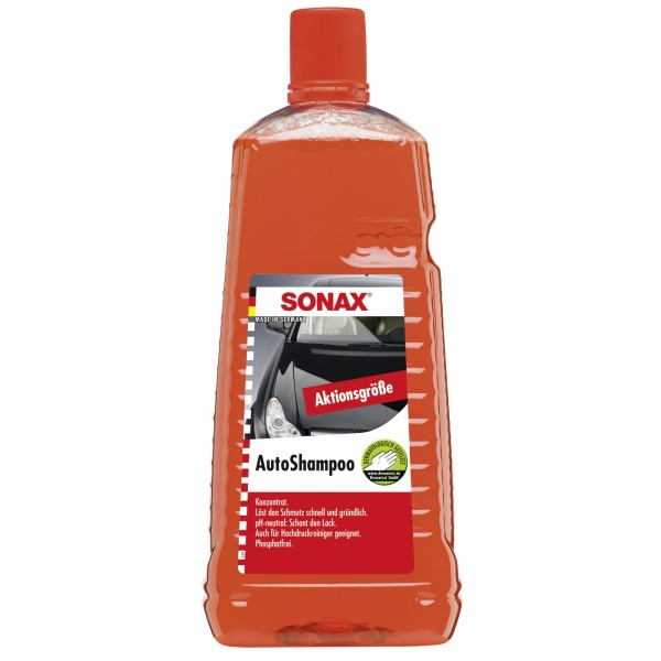 SONAX 03145410  AutoShampoo Konzentrat 2 #18206